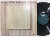 Paul Bley / Open to Love