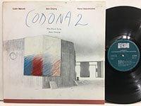 Collin Walcott Don Cherry Nana Vasconcelos / Codona 2