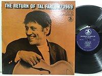 <b>Tal Farlow / Return of Tal Farlow 1969 </b>