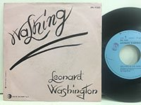 Leonard Washington / Walking in the Park
