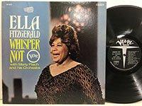 Ella Fitzgerald / Whisper Not