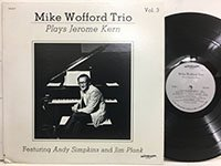 Mike Wofford / plays Jerome Kern