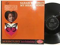 Sarah Vaughan / My Heart Sings