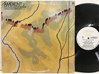 Harold Budd Brian Eno / Plateaux of Mirror