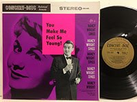 Nancy Wright / You Make me Feel So Young