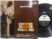 Charles Tolliver Music inc / Live in Tokyo