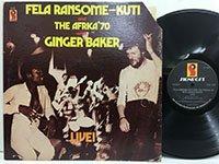 Fela Kuti Ginger Baker / Live
