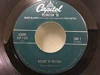 Duke Ellington / Rockin in Rhythm