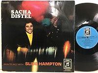 Sacha Distel / Back to Jazz with Slide Hampton