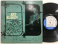 Art Blakey / A Night at Birdland