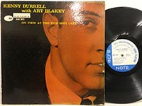 Kenny Burrell / with Art Blakey