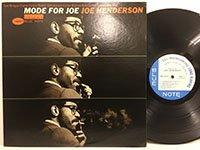 Joe Henderson / Mode For Joe