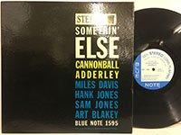 Cannonball Adderley / Somethin' Else