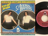 Addrisi Brothers /Does She Do It Like She Dances