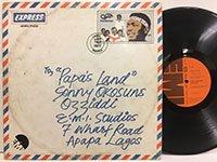 Sonny Okosuns / Papa's Land