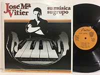 Jose Maria Vitier / Su Musica Su Grupo