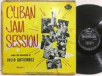 Julio Gutierrez / Cuban Jam Session volume1