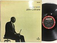 <b>John Coltrane / Ascension </b>