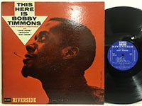 <b>Bobby Timmons / This Here is</b>