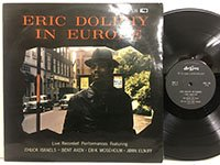 Eric Dolphy / In Europe