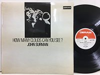 John Surman / How Many Clouds can You See?