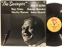 Zoot Sims / the Swinger