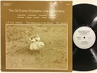 Gil Evans Orchestra / Live in Germany