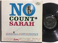 Sarah Vaughan / No Count Sarah