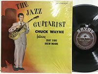 Chuck Wayne Zoot Sims / the Jazz Guitarist
