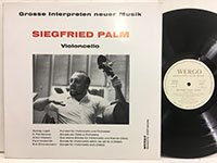 Siegfried Palm / Violoncello