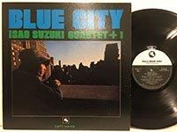 鈴木勲 Quartet +1 / Blue City