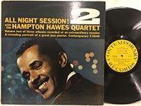 Hampton Hawes Quartet  / All Night Session 2