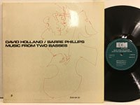 David Holland Barre Phillips / Music from Two Basses