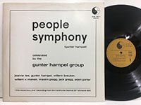 Gunter Hampel Group / People Symphony