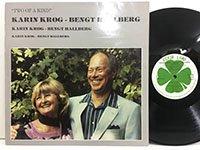 <b>Karin Krog Bengt Hallberg / Two of A  Kind</b>