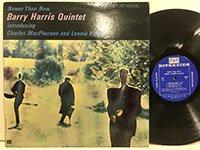 <b>Barry Harris / Newer Than New </b>