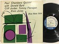 <b>Paul Chambers / Quintet Blp1564</b>