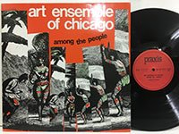 Art Ensemble Of Chicago / Among The People