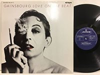 Serge Gainsbourg / Love on The Beat
