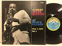 Albert Ayler / At Slugs Saloon vol1&2