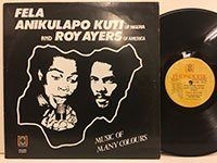 Fela Kuti & Roy Ayers / Music of Many Colours