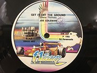Joe Coleman / Get It Off the Ground