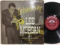 Lee Morgan / Introducing
