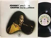 Johnny Griffin / You Leave Me Breathless