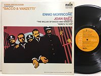 Ennio Morricone / OST Sacco & Vanzetti
