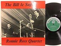 Bill Le Sage Ronnie Ross / Quartet
