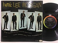 Lee Morgan / Here's Lee Morgan