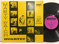 Marty Paich  Quartet/ featuring Art Pepper Tp28