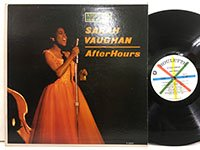 Sarah Vaughan / After Hours