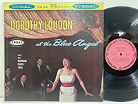 Dorothy Loudon / at the Blue Angel